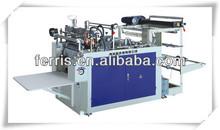 High Speed Computer Controlled Heat-Sealing&Heat-Cutting Bag Making Machine