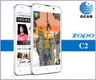 Original china cheap android 5.0inch ZOPO C2 smartphone quad core dual camera 13mp dual sim card mobile phone