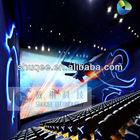 Hot sale cinema 4D motion flight simulator 4D theater equipment