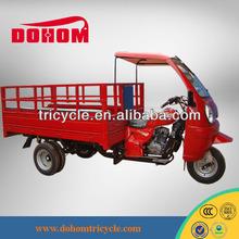 Bicycle rickshaw three wheel motorcycle