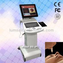 Aqua peel jet spraying clear skin machine/skin rejuvenation machine