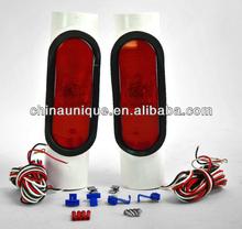 12V&24V Universal Waterproof Trailer Hitch Lighting Kit Tail Light Wiring Harness