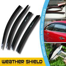 Professional car window visor/wind deflector factory/supplier/manufacturer/wholesaler/dealer for Chevrolet Captiva 10+
