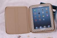 New design color bulk leather custom luxury case for ipad