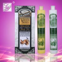 Supplement ginger essence moisturizing hair rebonding cream protein