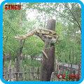 Tema Animal decoración parque realista serpientes de goma