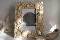Mar de design moldura de resina, handmade photo frames, sexy photo frame