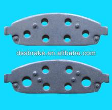 Nissan good friction disc brake backing plate D1080