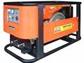 7 kibii kva diesel gerador alimentado por motor kubota