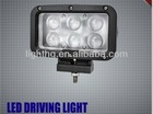 """5.7"""" 60W led driving light led work light 10w CREE LED ATV/UTV/SUV"""