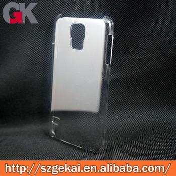 original design hard PC case for galaxy s5 custom design