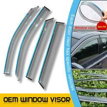 car window visor /sun visor/rain shield for Acura MDX 10-13