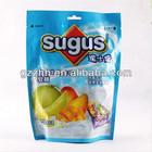 resealable food grade plastic bags