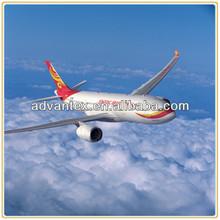 Air freight cargo from China to Rio de Janeiro