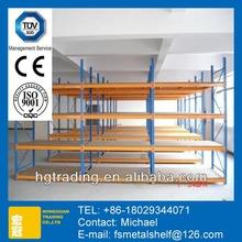 sporting goods storage adjustable warehouse racking