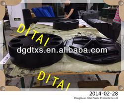 Custom vac forming plastic moulding cover