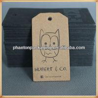 Brown Paper Blank Tags,Kraft Tags Price Tag Label,Brown Kraft Hang Tag