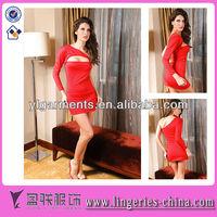 Sexy Nighty 2014 Fashion Dress,Korean Stylish Fashion Dress