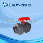 plastic true union pvc ball valves price list with high quality