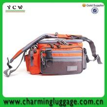 custom printed fishing lure ziplock bags/waist bag for lure fishing