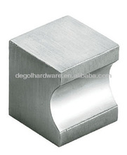 Aluminium cabinet drawer kitchen furniture knob