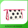 Fashional dots cosmetic case