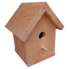 Wooden Bird House-3