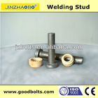 Size:M16 Weld stud with Ceramic Ferrule