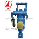 Mining crushing machine,power hand tools YT29A underground rock drills made in china