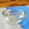 2014 venda quente atacado gl-ch14002-5 castiçais de vidro baratos para a decoração home