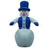 240cmH/8ft Inflatable Christmas Decoration snowman