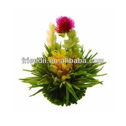 Blooming oriental beauty tea
