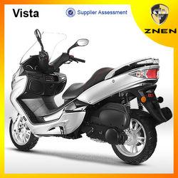 Vista (Patent gas scooter ,EEC, EPA, DOT) New Model)/Sporty Design Moto