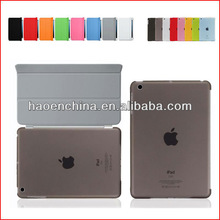 2013 new Smart cover and hard back case for ipad