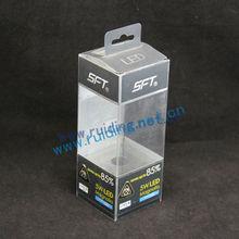custom design led light packaging box