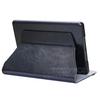 retro stand leather flip case for iPad mini 2