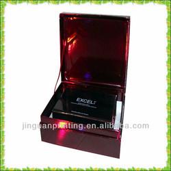 Pretty Paper Cosmetic Box Customized Manufacturer