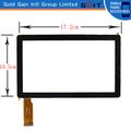 De China de la tableta PC con pantalla táctil de cristal digitalizador lente de reemplazo de reparación parte