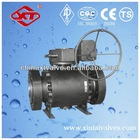 stainless steel 3 piece ball valve long handle ball valve carbon steel