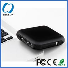 10400mAh dual USB power bank for macbook pro