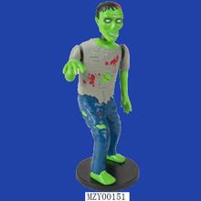 Resin Green Walking Dead Bobble Head