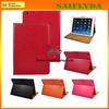 High Quality &Low Price Leather Cover Cases for iPad Air