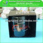 Cream Colored Coffee Mug
