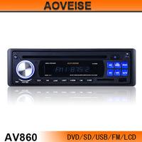Car dvd usb player audio AV62B[AOVEISE]