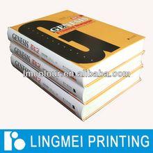 Professional Komori glue bind publication book print