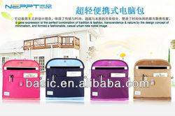 NEPPT New Arrival Factory Wholesale Soft Waterproof Nylon Sleeve Bag Case for Lenovo Yoga B6000 Tablet