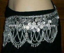 zumba belly dance dress belt scarve - Store333