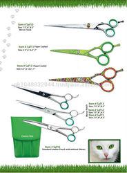 Aseo de mascotas Tijeras Scissors, Pet Grooming Scissors, Dog Grooming Scissors Aseo de mascotas Tijeras