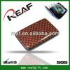 Top grade stylish senior rfid passport card wallet