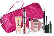 Brand name Cosmetics and makeup sets